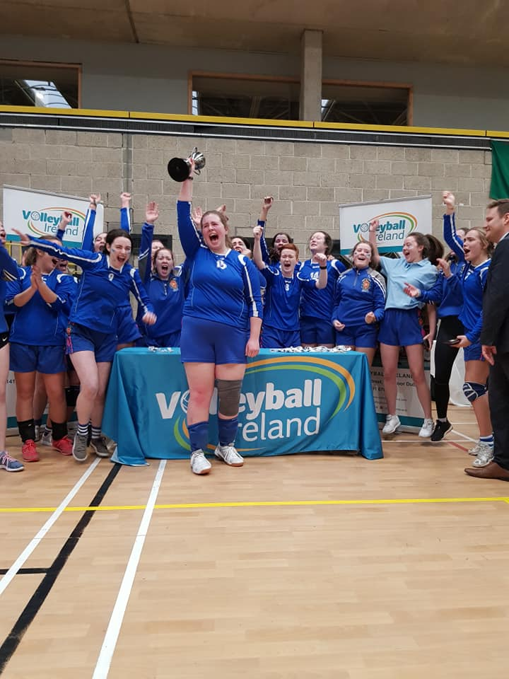 Volleyball Final 2018 CUp presentation